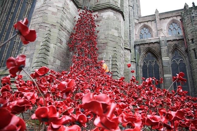Poppies - the weeping window - Paul Cummings.jpg